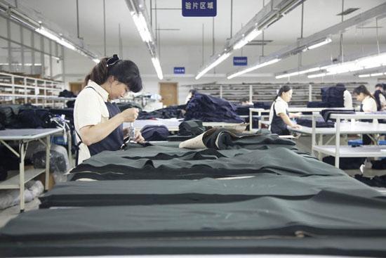 毛纺织行业:围绕绿色高端加快转型步伐
