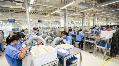 东莞:今年开工返岗率同比上升 总体优于往年