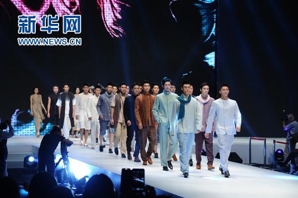 """江苏国际服装节""""互联网+纺织"""" 展示成为亮点"""