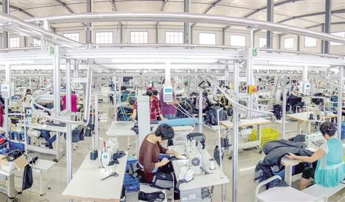"""""""金九银十""""到来 纺织服装业市场明显回暖"""