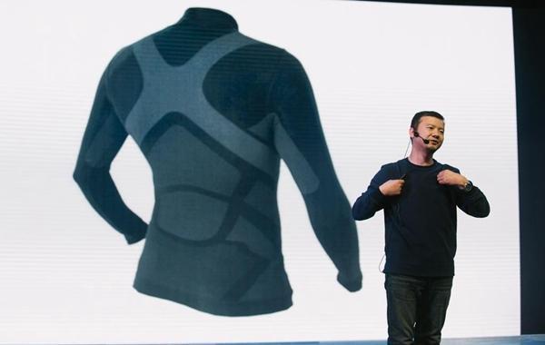 宁波智造又出新成果 全国首款心电监测智能服饰发布