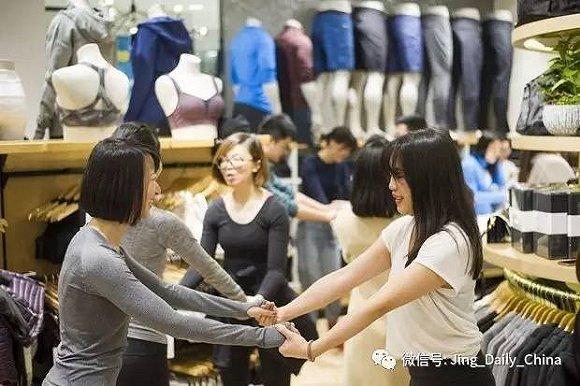 中国休闲品牌市场遇瓶颈而实用运动服装成增长走势