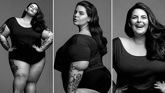 大码服装逐步扩大 女胖子正成美国服装市场新增长点