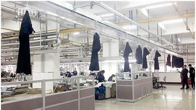 工信部下发行动计划:支持中国服装智能制造