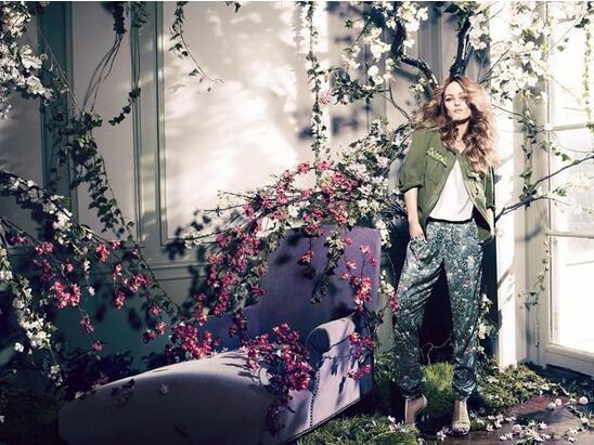 H&M承诺未来十几年内将只用环保材料做衣服