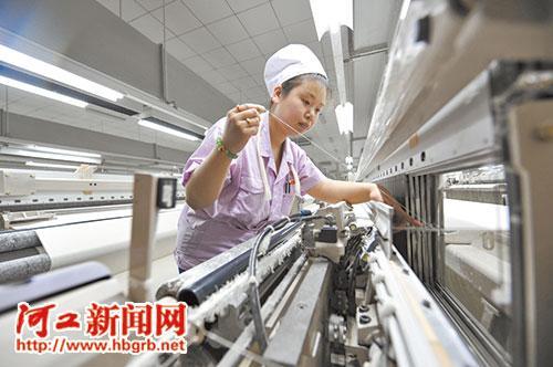 杨普:匠心织就纺织强国梦