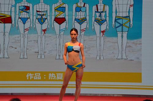 中国3D数码服装设计大赛决赛在辽宁葫芦岛举办