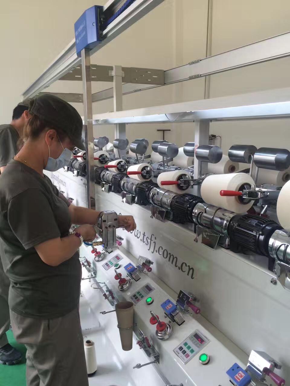 专业创造价值--汤氏纺机