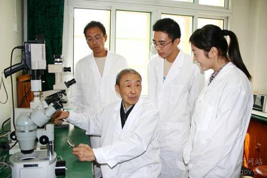永无止境的纺织情怀:记西安工程大学姚穆院士
