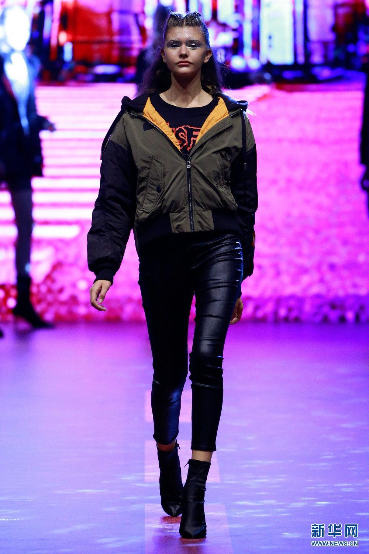 LINC金羽杰中国国际时装周时装发布