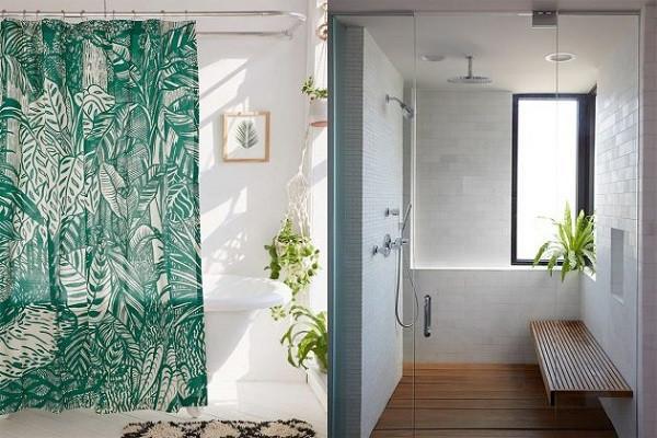 4招丨利用植物打造Pinterest上最受欢迎的浴室
