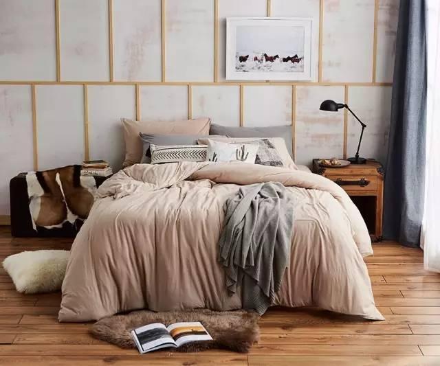 换这个床品 被窝就不冰了