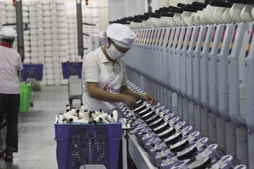 棉纺:未来将联动上下游更好发挥品牌效应