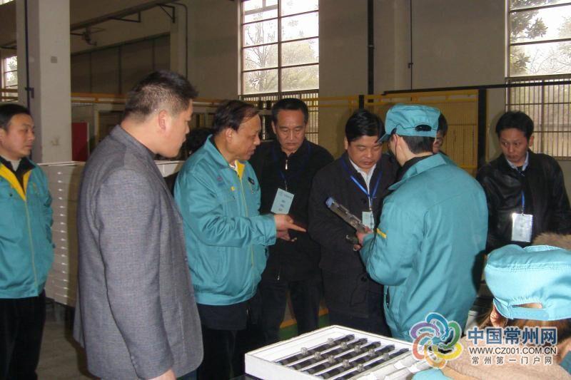 常州同和:立足百年纺织 助力中国智造