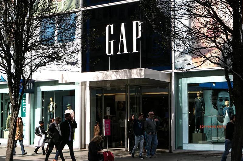 Gap努力很久了 谁能拯救它重回90年代巅峰?