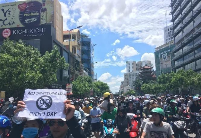越南又闹事! 中国大使馆安全提示:在越南纺织服装厂工作的同胞们注意!