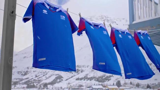 冰岛奇迹背后 小众球衣品牌Errea也暗藏商业逻辑