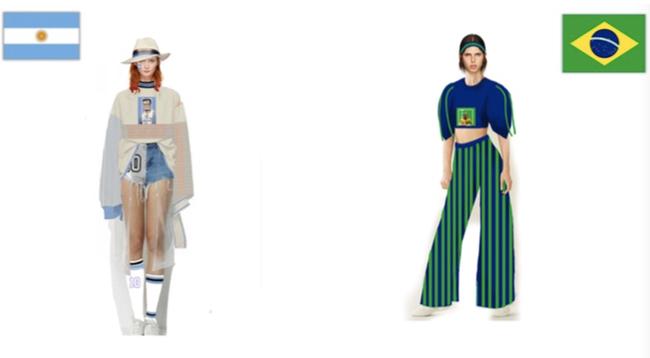 这些新款世界杯球衣 专业服装设计师怎么看