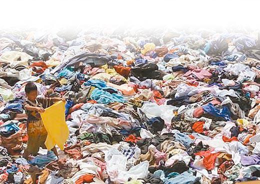 快时尚席卷全球同时 成衣产业已变成一大环境杀手