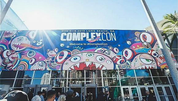 Dior确认参加今年美国潮流盛会ComplexCon