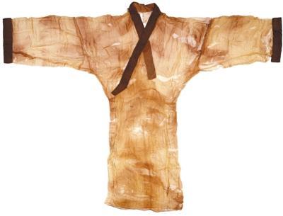 两千年前的素纱单衣何以身轻如烟霞(寻古探源)
