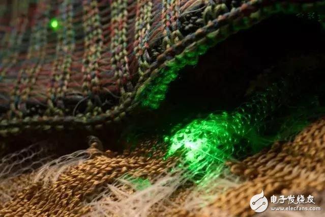 怎样实现将半导体融入纺织物以创造智能面料的目标