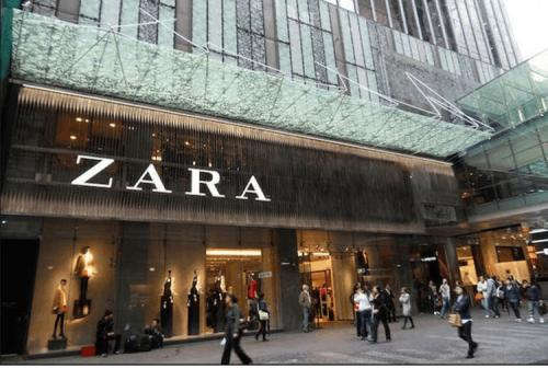 持续攻占 中国已成为Zara全球第二大市场