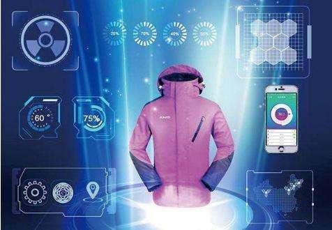 新型科技服装增强观赛体验 助力全民健身