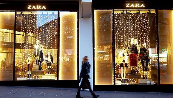 淘宝第三频道旗舰店_连写了一年才打动了zara,于2014年开通了天猫官方旗舰店.