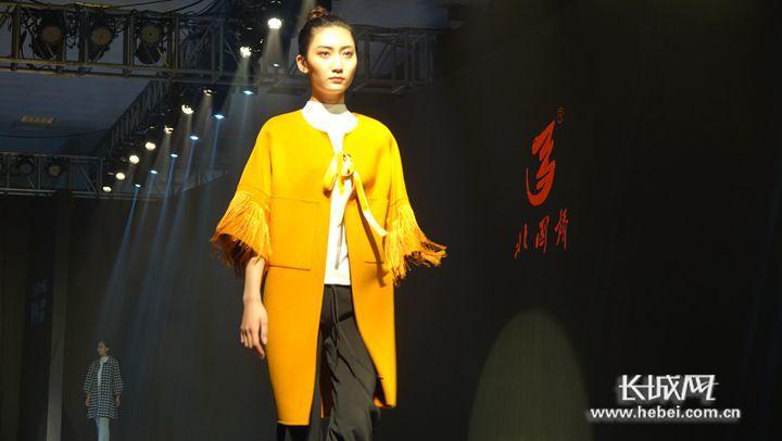 河北服装转型 研发设计添活力 品牌建设增颜值