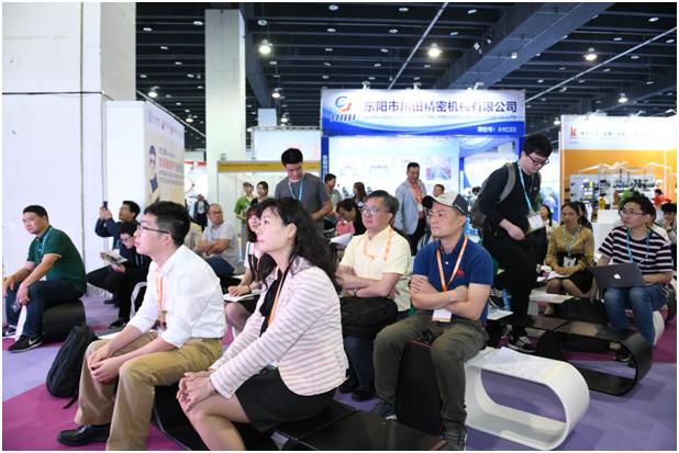 「2019浙江纺博会」盛大开幕 逾280家展商展示创新纺织科技
