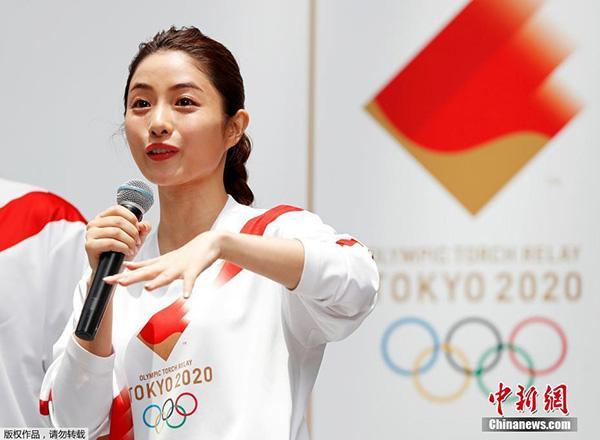 """东京奥运会火炬手服装出炉,设计基于""""希望照亮道路""""理念"""