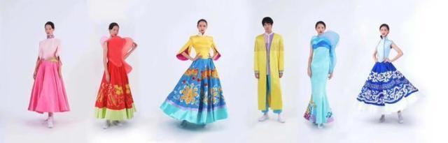 """传统文化在面料上""""跳舞""""海宁纺织企业绣起中国风"""