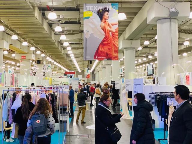 2020纽约纺织服装展:看市场变化