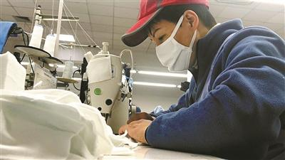 申洲国际:用抗菌面料自制口罩