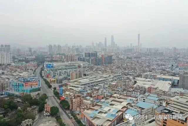 广东纺织服装市场:从来没见过这么空旷安静的布匹市场?
