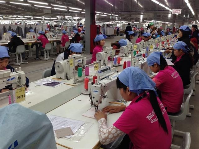疫情影响 越南纺织业材料告急!55-60%来自中国
