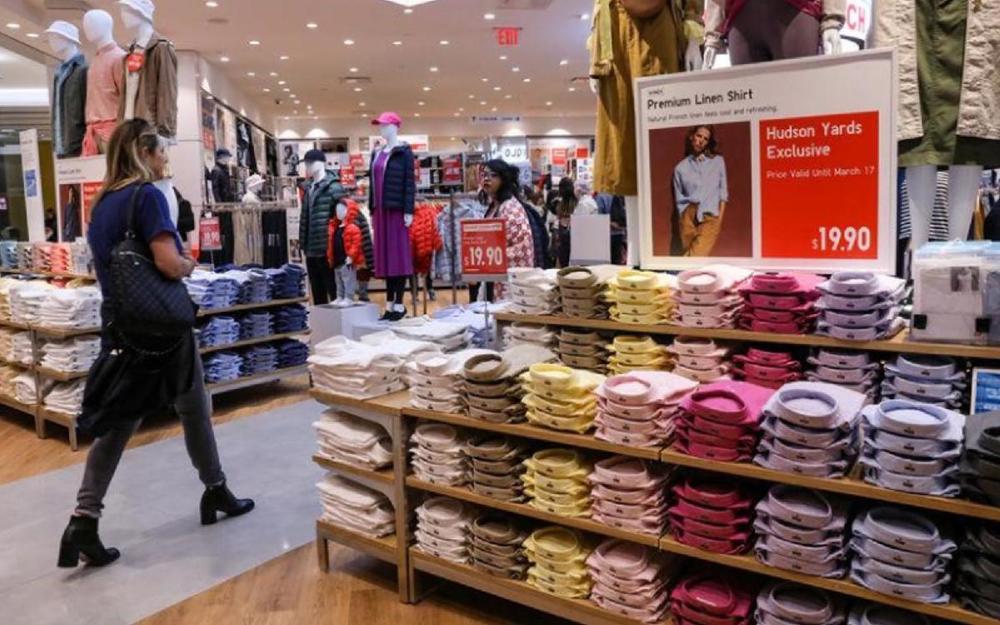 随着越南抢占市场份额,中国不再是美国最大的服装出口国