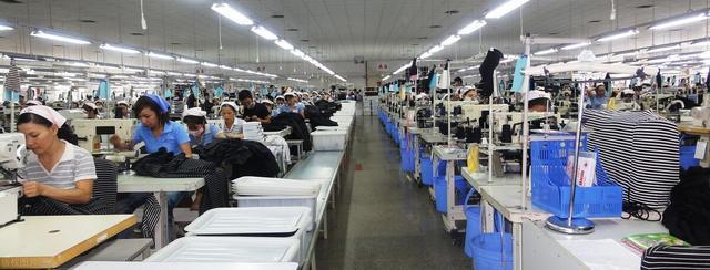 越南纺织服装对亚欧经济联盟出口过量或面临反倾销风险