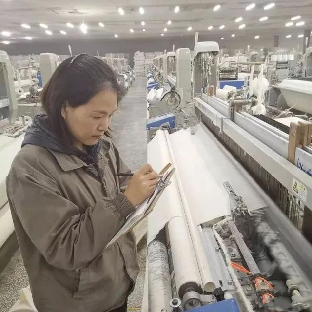 """兰溪这位纺织女工拟被推荐为""""全国优秀农民工""""候选人"""