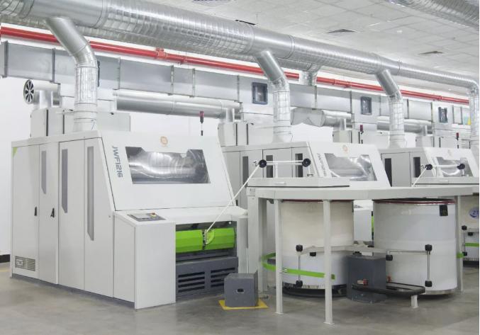 梳棉机刺辊_JWF1216-120型单刺辊高产梳棉机 - 纺织资讯 - 纺织网 - 纺织综合服务商